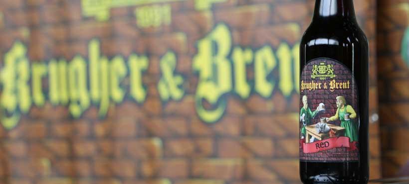 Krugher i Brent