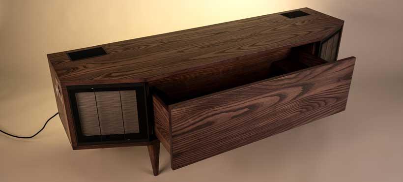 Wood Line: VORTEX